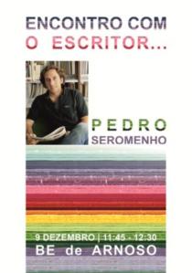 Cartaz Pedro Seromenho - Cópia