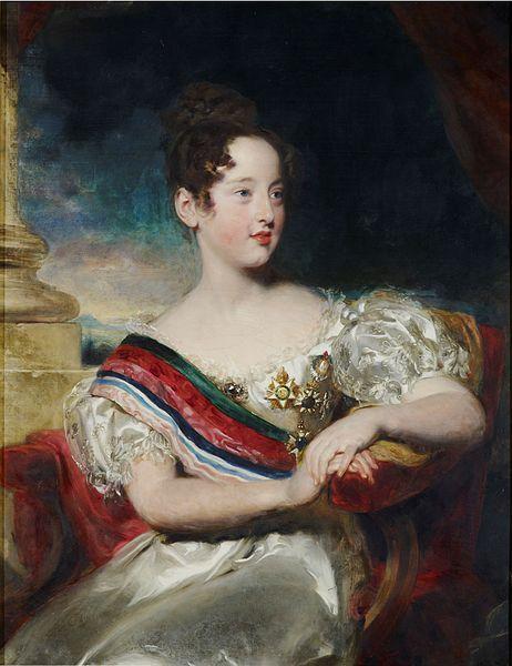 d-maria-ii-retrato