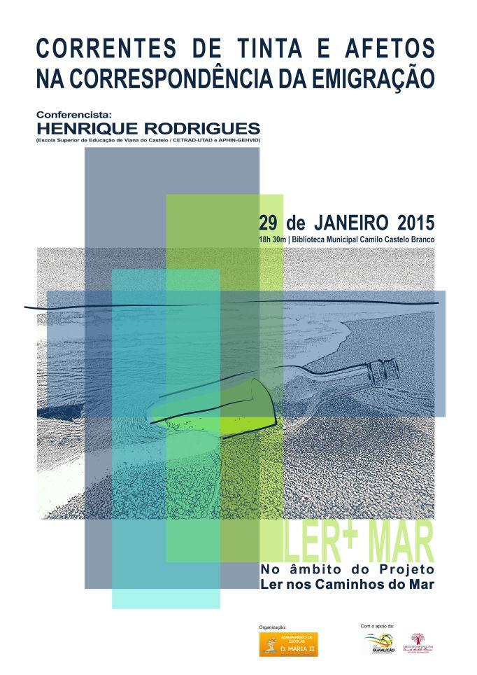 cartaz LER Mar