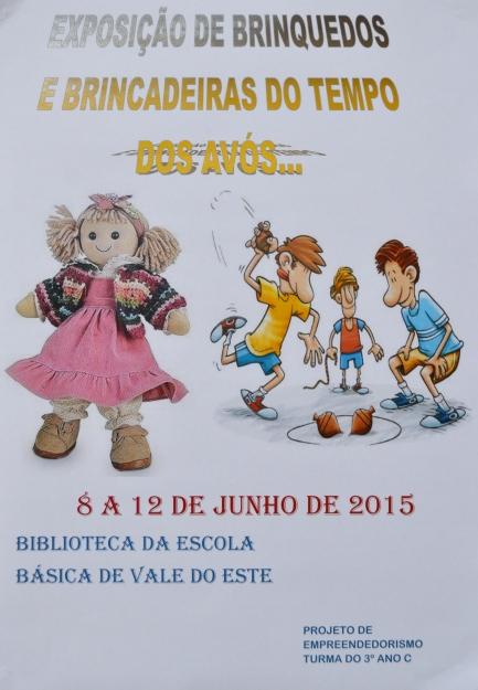 Cartaz EXPO BRINQUEDOS