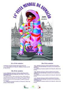cartaz animação 2015